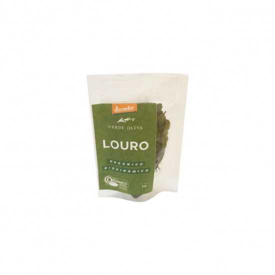 Louro Orgânico e Biodinâmico 5g - Verde Oliva